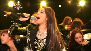 Ailee - I will show you, ??? - ????, Music Core 20121229