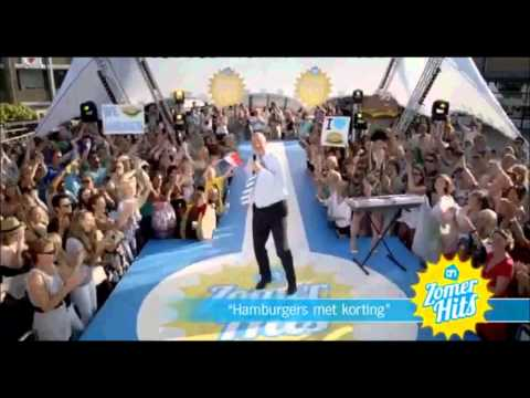 Albert Heijn - Hamburgers met korting ( MUSIC VIDEO )