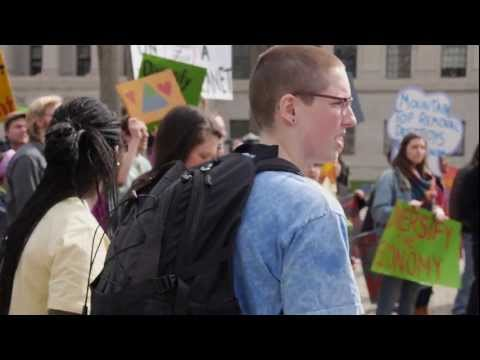 Mountain Justice Protest at West Virginia State Capitol, Road Trip Vlog, Day Ten (3/15/13)