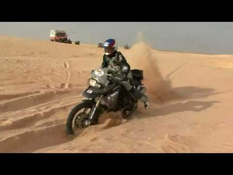 BMW GS Trophy Tunisia 2008. Short Version. 2010 South Africa on www.x-trax.tv