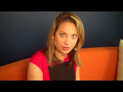 Ginger Zee talks about the inspirational Robin Roberts of