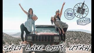 SALT LAKE CITY, UT TRAVEL VLOG