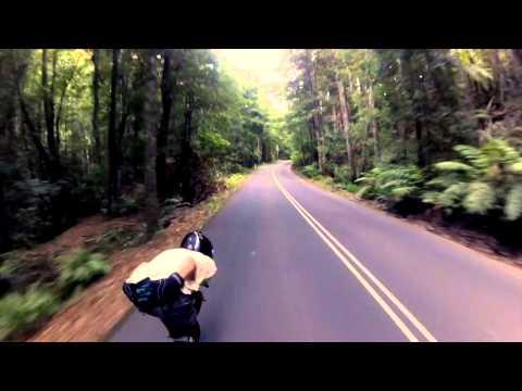 Tsar Bomba // Downhill Skateboarding // Ft. Jake Home, Lachie Jones