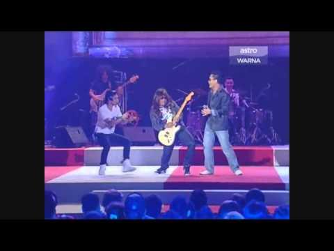 Rahmat Mega - Bayangan Gurauan (live)