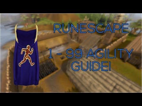 RuneScape 3 : 1 – 99 Agility Guide ( Full ) – Ft.Icenie.