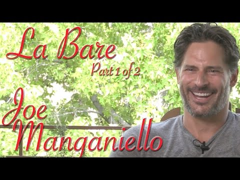 DP/30: Joe Manganiello, La Bare (part 1 of 2)