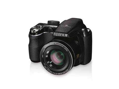 FujiFilm Finepix S4000 Unboxing and Quick Review