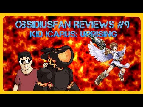 Kid Icarus: Uprising Review - ObsidiusFan Reviews #9