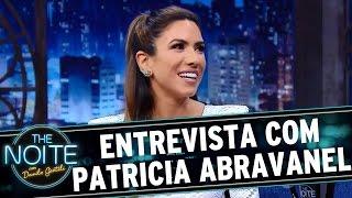 The Noite (15/08/16) - Entrevista com Patricia Abravanel