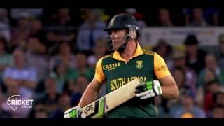 Aussie team full of praise for injured de Villiers