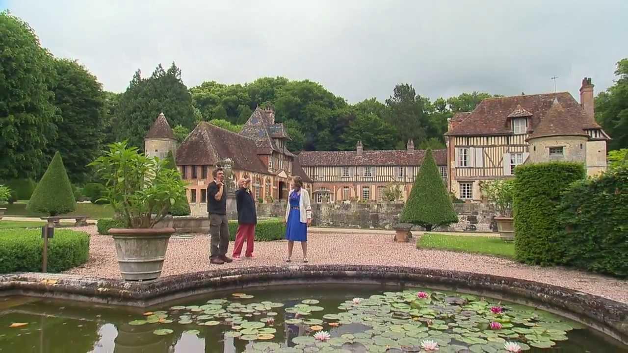 Jardin de normandie les jardins du ch teau de boutemont for Entretien concombre jardin