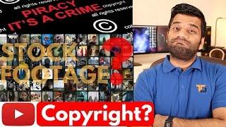 How to Prevent Copyright Strike on YouTube? Ft. VideoBlocks