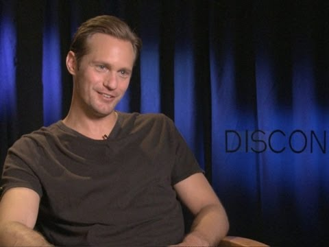 Alexander Skarsgard Talks 'Disconnect'