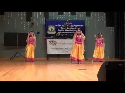 GWTS Children Day Program 2012 - Raathai manathil Dance