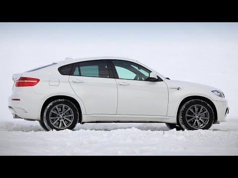 Обзор BMW X6 M, часть 1