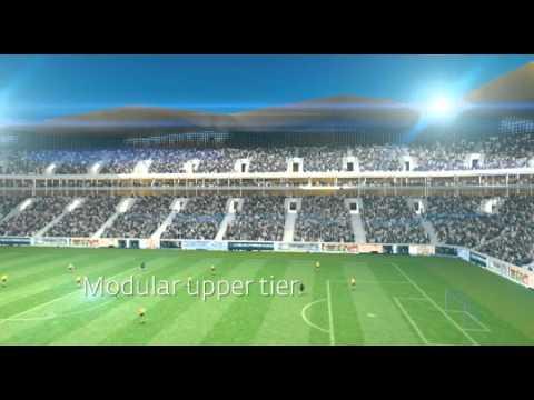 Qatar 2022 Technical Bid Animation
