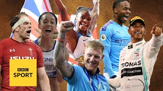 Sports Personality of the Year 2019: Celebrities reveal favourite contender moments | BBC Sport