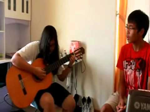 Peri Cintaku - Marcell (acoustic Cover) video