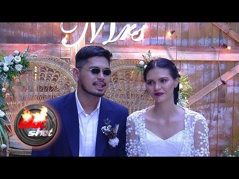 Petra Sihombing dan Firrina Sinatrya Resmi Menikah - Hot Shot 24 Maret 2018
