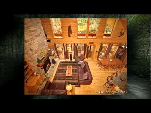 Elk Springs Resort - Creeksong - Gatlinburg Cabin Rental