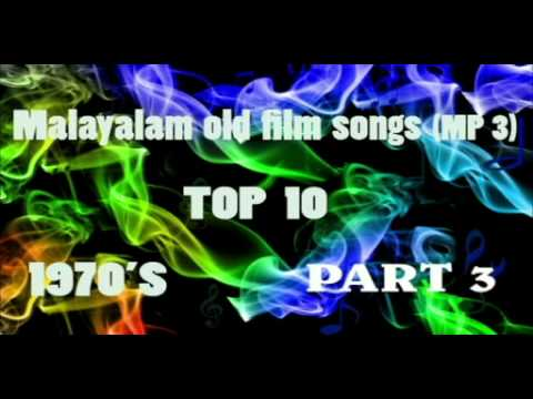 Malayalam Old Film Songs,1970's Non Stop Part -3 video