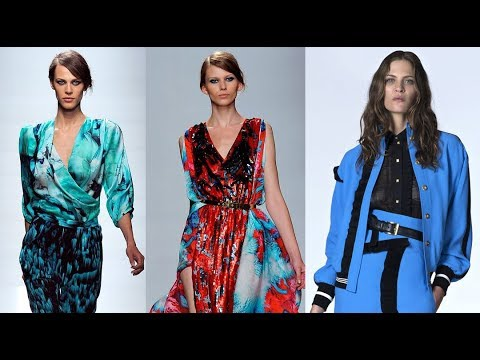 Emanuel Ungaro | French fashion designer | Glamour Diaries | Fashion Files