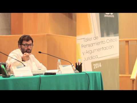 Taller de Pensamiento Crítico y Argumentación Jurídica
