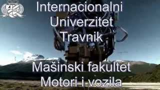 Promo video - Internacionalni univerzitet Travnik u Travniku