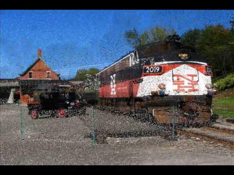 Where FL9s Live -- The Naugatuck Railroad / RMNE On September 20, 2009 I spent the day with the Railroad Museum of New England&#039;s Naugatuck Railroad. Based in...