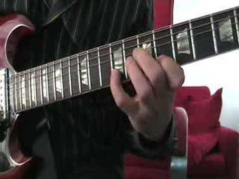 Ciro Antinozzi GUITAR tutorial 1