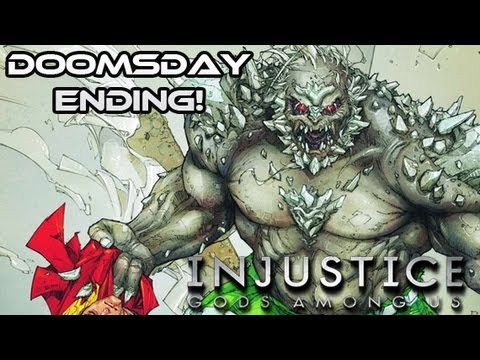 Injustice: Gods Among Us - Doomsday Ending!
