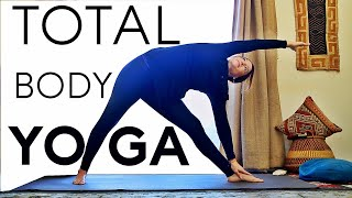 20 Minute Total Body Yoga For Strength And Flexibility With Fightmaster Yoga