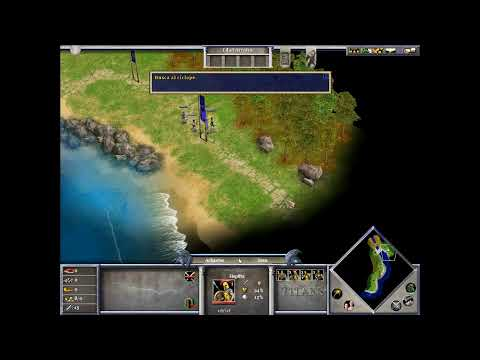 Age of Mythology (Campaña)Tutorial 1