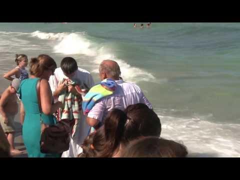 Rebeca & Gabi - Botez la Ocean, 8-17-2013