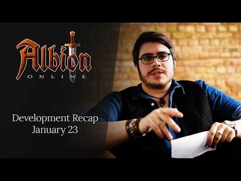 Albion Online | Development Recap (January 23)