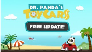 Dr.  Panda Toy Cars Part 2 - best iPad app demo for kids