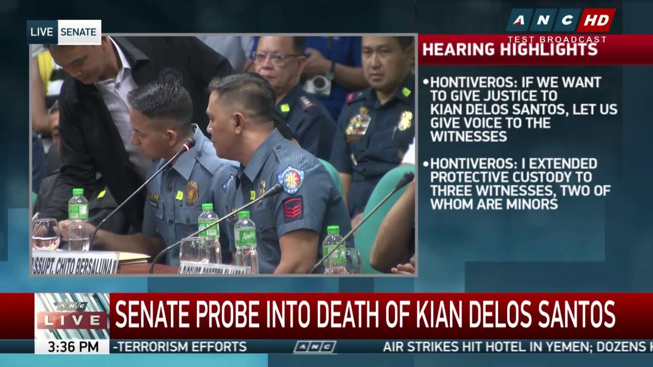 Cop links colleague to Kian shooting