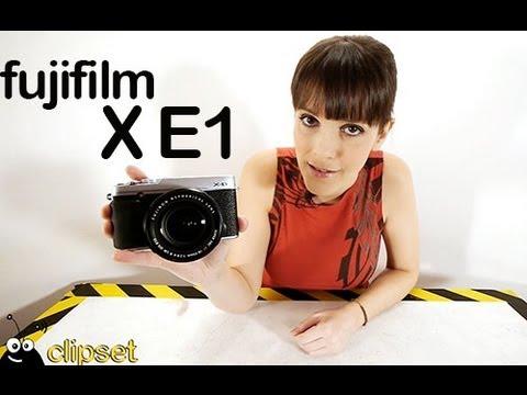 Fujifilm X-E1 review Videorama