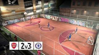FIFA Street | Last Man Standing - Arsenal v Chelsea