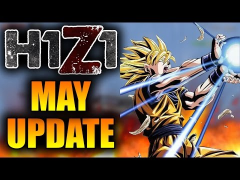 HUGE NEW H1Z1 MAY UPDATE! New Shotgun Fix and New Map Locations! New Hit Reg (KOTK Patch Notes)