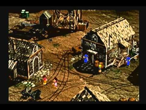 Misc Computer Games - Final Fantasy 9 - Bittersweet Romance