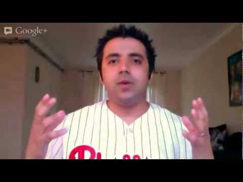 Social Media Trends 2013 - Finisher Creative, Google Hangout #2