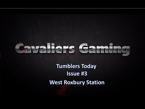 Tumblers Today Issue #3 - West Roxbury Station - Fallout 4