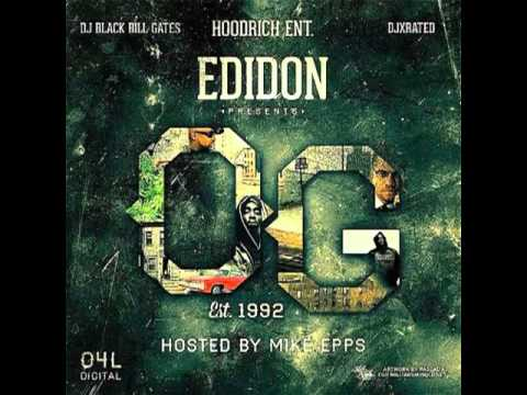 EDI DON (of The Outlawz) - Thug Life 2013 (OG EST) [2pac Sample]