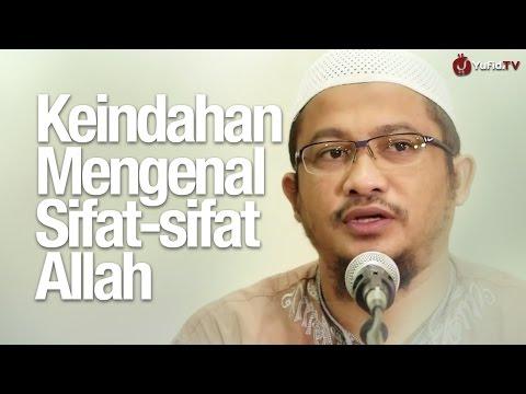 Kultum Subuh - Keindahan Mengenal Sifat Sifat Allah - Ustadz Abdullah Taslim, MA.