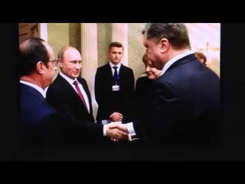 Russia Ukraine Ceasefire??