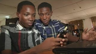 Nigeria: deux ados créent un navigateur web