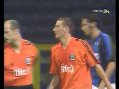 Интер - Шахтер 1-1 Лига Чемпионов 2006/07