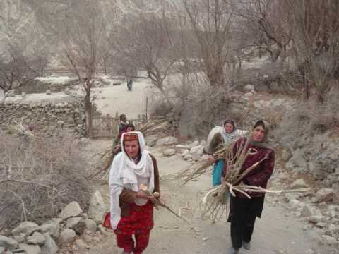 Hunza Disaster , Voice of America.wmv Video