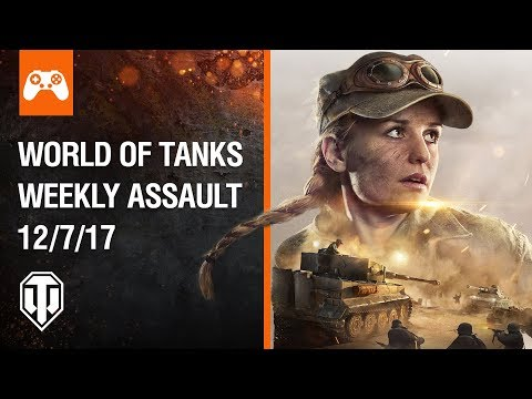 Console: World of Tanks Weekly Assault #32